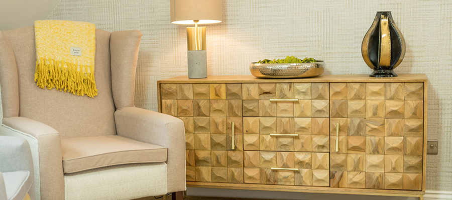 Countrywide interiors